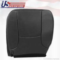 02 - 05 Dodge Ram 3500 Work Truck Driver Bottom Replacement Seat Cover Gray