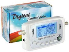 SF-500 Digital Satellite Dish Signal Meter Finder DVB-S DVB-S2 FTA TV