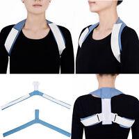 Rückenbandage Schulterbandage Gürtel Stützer Geradehalter Haltungskorrektur Y7