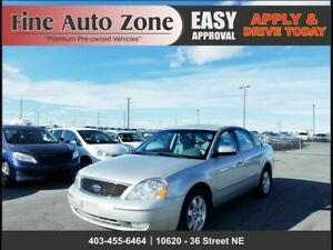 2006 Ford Five Hundred SEL AWD Sunroof