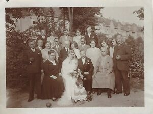 7-519-FOTO-HOCHZEIT-um-1918-MARKANTE-GEBAUDE