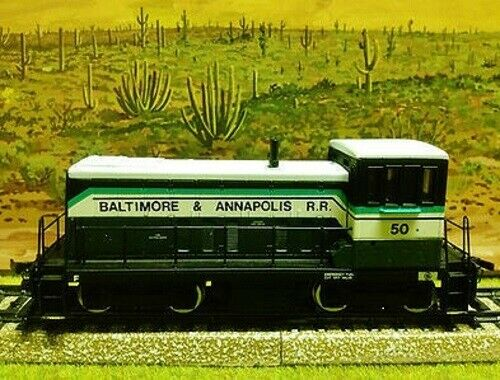 Bachmann Spectrum  81102 Gemini exclusivo 70 Ton Diesel Baltimore & Annapolis  50 Nuevo En Caja
