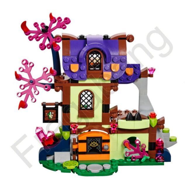 LEGO 41185 Elfos Cristal Taller Sólo (Separado de 41185)