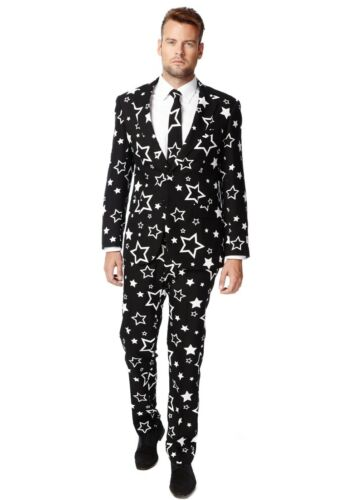 Opposuits Starring Suit Adult Mens Costume Formal Ball Stars Halloween