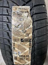 2 New 225 50 17 Dunlop Sp Winter Sport M3 Dsst Run Flat Snow Tires Fits 22550r17