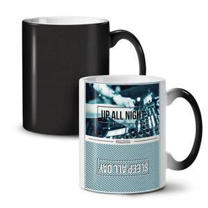 Party Life NEW Colour Changing Tea Coffee Mug 11 oz   Wellcoda