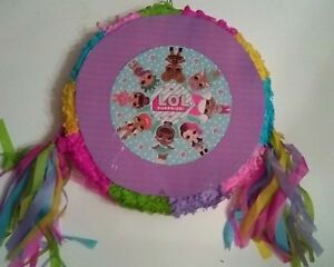 Lol Pinata Surprise Doll Birthday Party Decoration Ebay