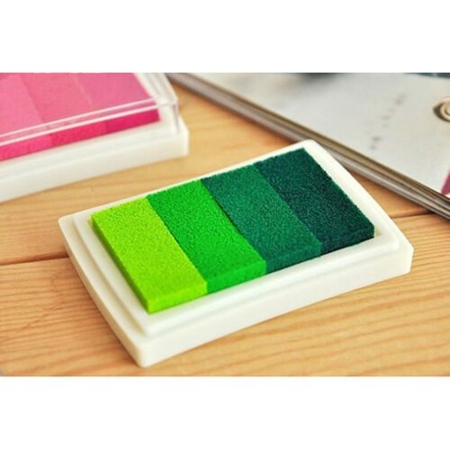 Stempel Tinte Stempelkissen Stamp Pad Fingerdruck für Malerei Scrapbooking