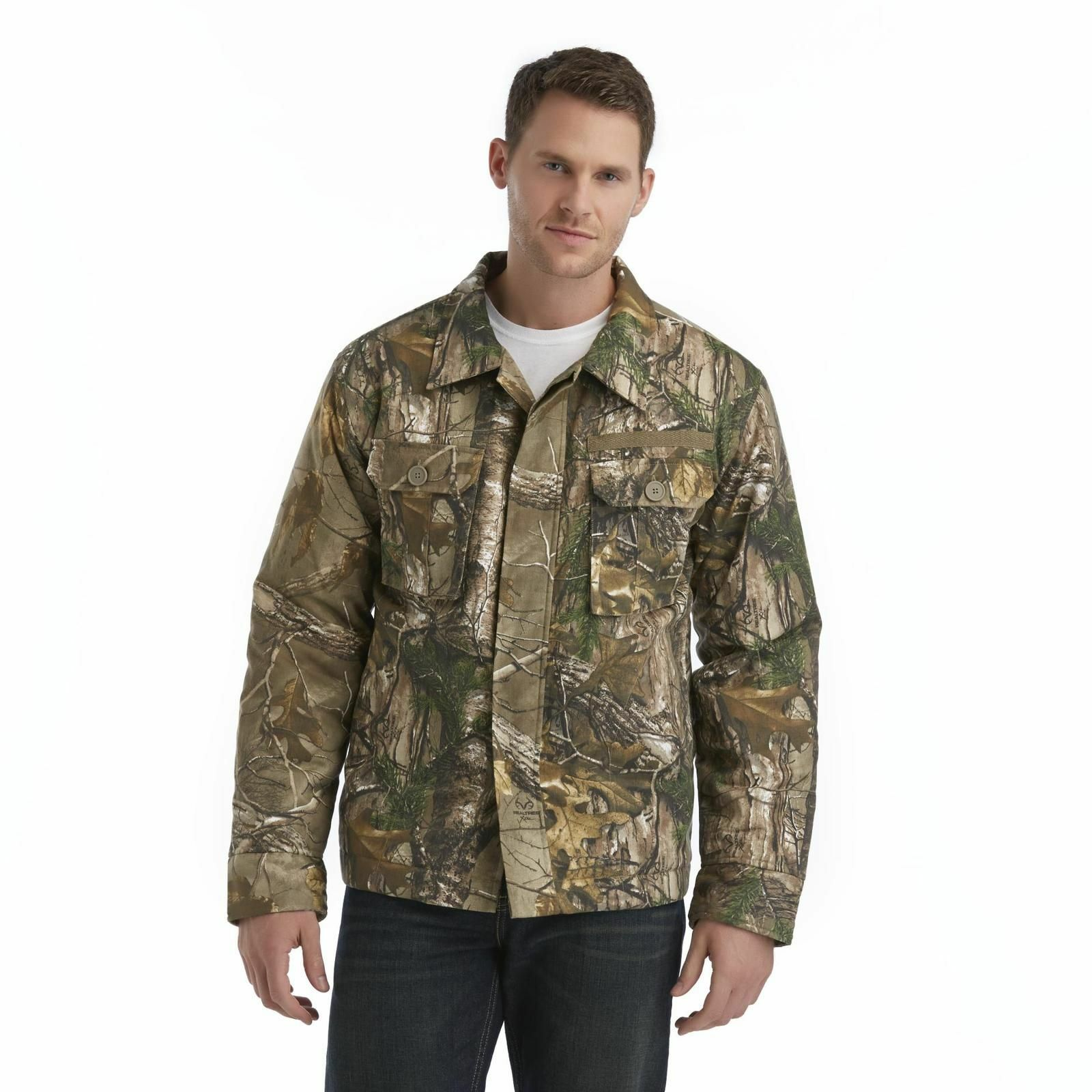Northwest Territory Men's Realtree Xtra Field Coat - Camo, LG  or XL New w tags  low price