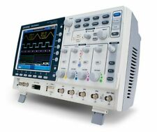 Gw Instek Gds 2204a Digital Storage Oscilloscope 200mhz 4 Channel 2gss Dso Vpo