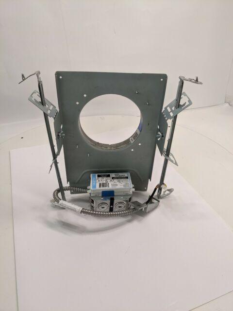 """Prescolite Hubbell Lighting 9-1//64/"""" LED Downlight Housing LF6LEDG4 Box of 2"""