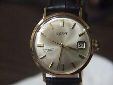 Vintage 41J SWISS, 18K GP, Automatic LeGant dress watch, AS1701/02, RESTORED!!!