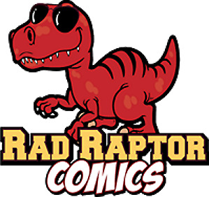 Rad Raptor Comics
