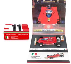 Ferrari 312T4 Presentazione Fiorano 1979 lim.ed.500 pcs 1 43 S1401 Brumm