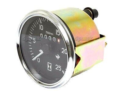 Massey Ferguson 260//265//290//298//565//575//590//595 Rev Del Reloj//tacómetro.