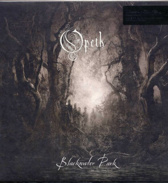 "OPETH ""BLACKWATER PARK"" VINYL 2 LPs + 1 DVD LTD REISSUE MINT"