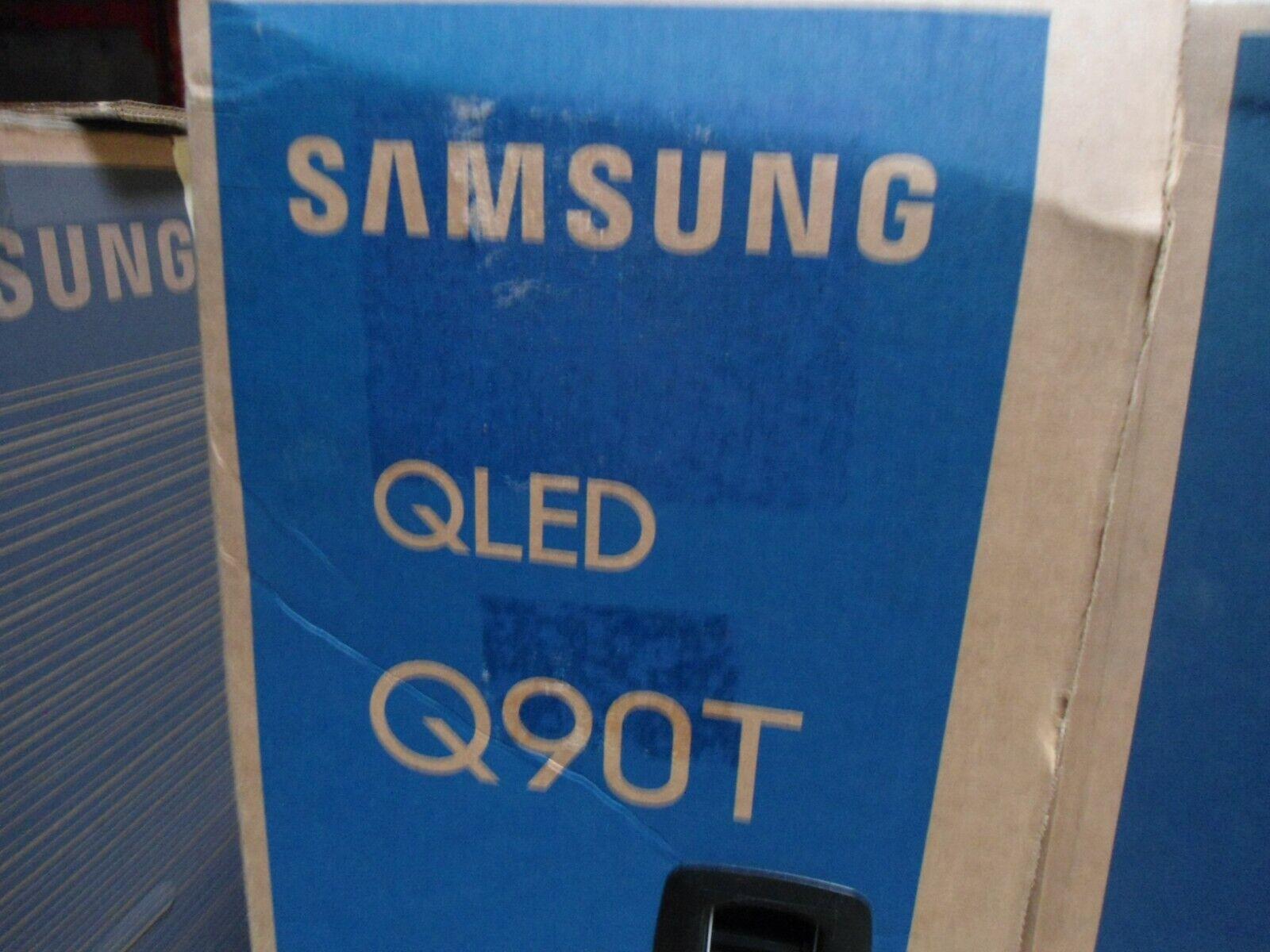 Open box SAN DIEGO PICKUP Samsung 85 Class 4K QLED Smart TV 2020 Q90T QN85Q90TAFXZA WiFi.