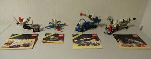 J2-Lego-897-6825-6870-6881-con-Ba-Usado-100-Completo-a-Elegir