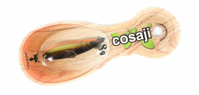 1357 Jackall Cosaji Spoon 4.8 grams Ikenohadegill