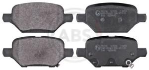 A-B-S-35236-Bremsbelagsatz-Scheibenbremse-hinten-fuer-OPEL