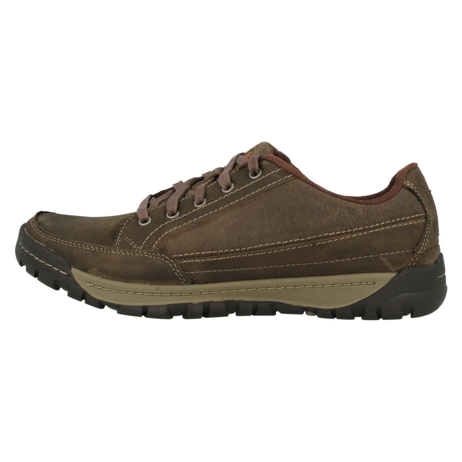 Mens Merrell Or Traveler Sphere Falcon, Espresso Or Merrell Black Leather Lace Up Trainers 8ebe62