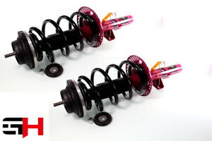 2x Complete Shock Absorber Strut Set Front For VW Transporter T5 4x4