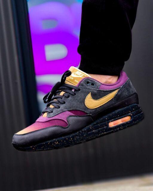 Size 10 - Nike Air Max 1 Premium Pro Purple Fade for sale online ...