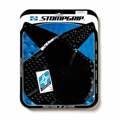 STOMP GRIP Traction Pad Tank Kit YAMAHA FZ1 2006-2014 Black
