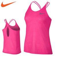 Ladies Nike Stay Cool DRI FIT Cool Breeze Training Vest, L, XL, hyper pink