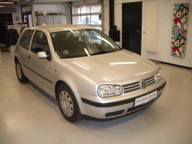 VW Golf IV 2,0  3d