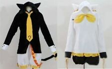 Kagamine Rin / Len VOCALOID Cosplay Costume Cats Loaded Full Set Costume