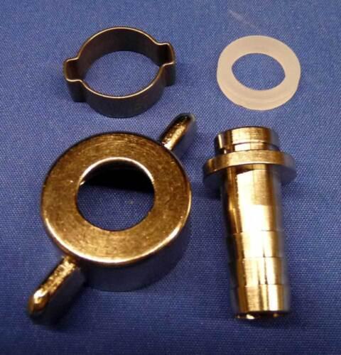 Bierschlauch Kohlensäure Co2 Schlauch Tülle GRADE 10mm  Innendurchmesser