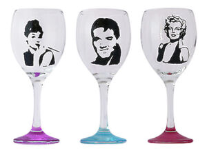 Elvis-Marilyn-Monroe-Audrey-Hepburn-Hand-Painted-Celebrity-Wine-Glass-Gift-Uk