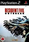 Resident Evil: Outbreak (Sony PlayStation 2, 2004) - European Version