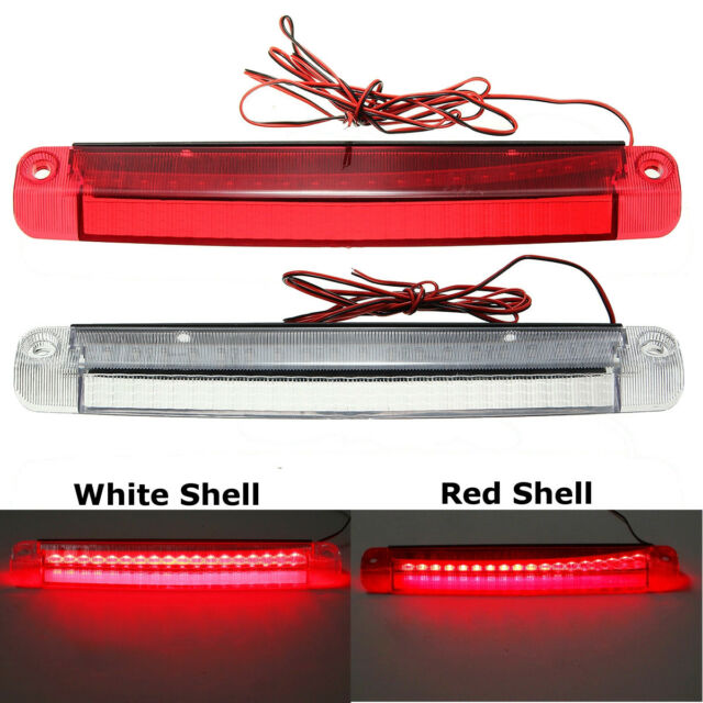 Unverisal 18 LED Car High Mount Third 3rd Brake Stop Rear Tail Light Lamp Red AU