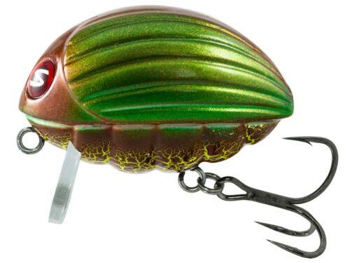 floating crankbait Wobbler Insekt-Köder FARBEN Salmo Bass Bug 5.5cm 26g BG5.5F