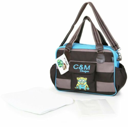 i DiD iT iSafe Baby Changing Bag