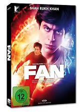FAN (Shah Rukh Khan) Limitierte Special Edition, Blu-ray Disc + DVD NEU + OVP!
