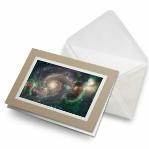 Greetings-Card-Biege-Outer-Space-Art-Nebula-Galaxy-21975