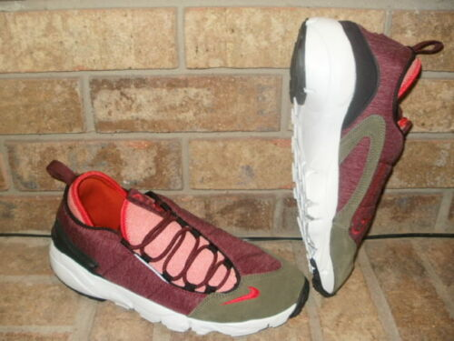 10 Dk Nuova Air 140 Team Footscape Red 852629 M 5 Sneaker Nm 600 Msrp Nike wvBqvXH