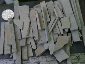 GéNéReuse 25 Sq Ins Real Stone Marl Stone Offcuts For Miniature Model Making