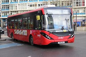 Abeillio-8857-YX16OAJ-6x4-Quality-London-Bus-Photo
