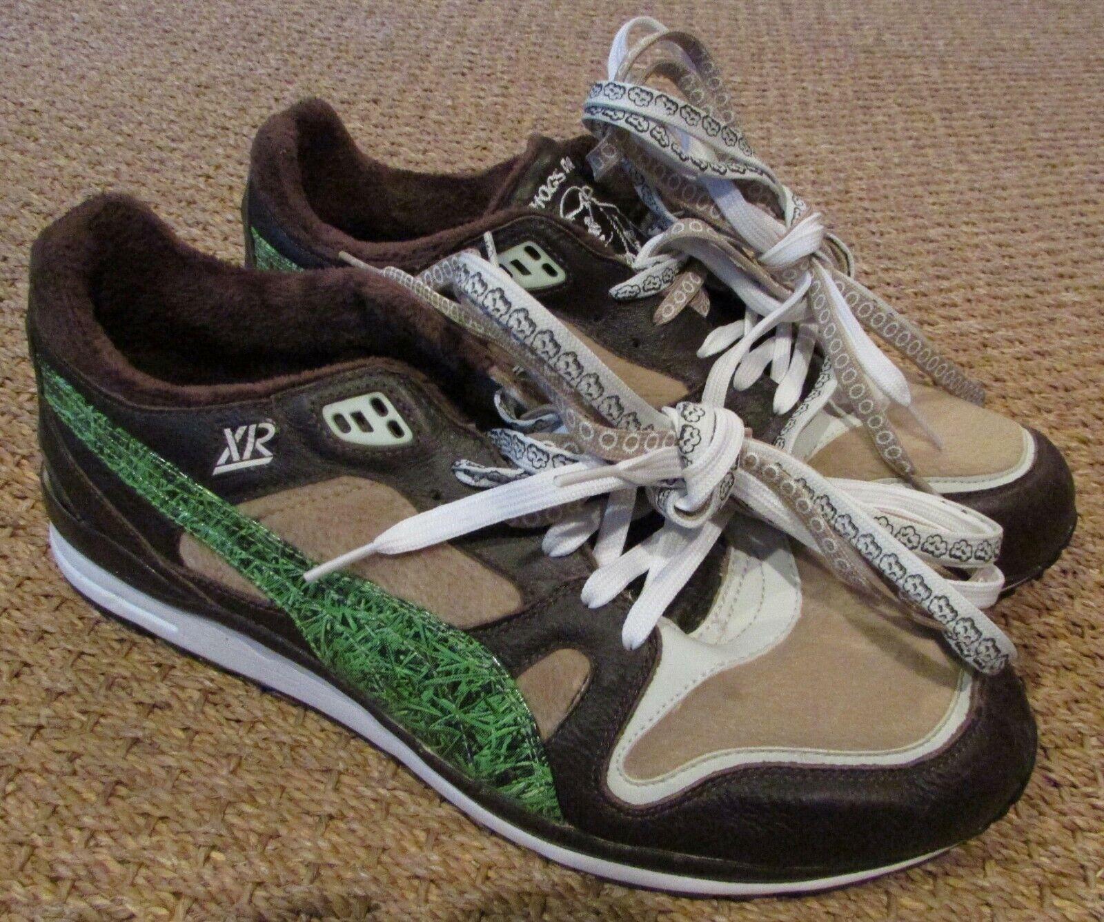 Puma marmotas día edición limitada zapatillas de deporte Super Rare EUC