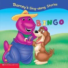 Barney's Sing-Along Stories: B-I-N-G-O Amaral, Gayla Paperback