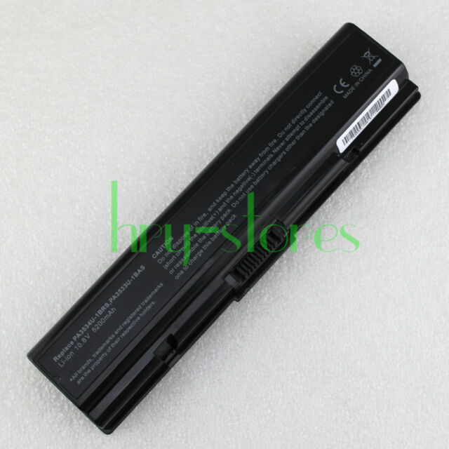 Laptop Battery for Toshiba PA3534U-1BRS PA3534U-1BAS PABAS098 Satellite A215