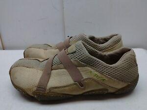 da Scarpe pelle da Teva ginnastica in chiaro su da marrone verde chiaro trekking 38 7m da scarpe escursionismo uomo yg6Ybf7