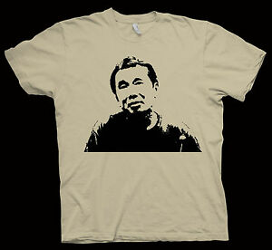 Haruki Murakami T-Shirt Norwegian Wood, South of the Border, West ...