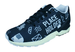 86045204090d Image is loading adidas-Originals-ZX-Flux-Mens-Sneakers-Fashion-Shoes-