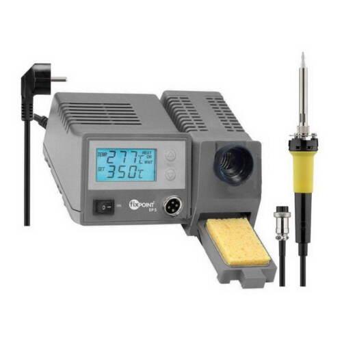 LCD Display beleuchtet Fixpoint Digitale Lötstation Set mit 3.Hand//Löthilfe