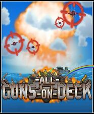 ALL GUNS ON DECK - Steam chiave key - Gioco PC Game - Free shipping - ROW